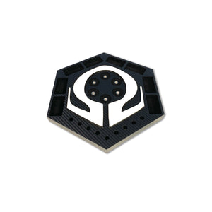 Large Hex Ohm Logo Stand
