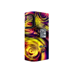 Liquid Glass Captain 225w Skins