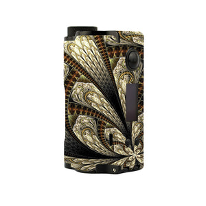 Mosaic Patterns Topside Squonk Skins