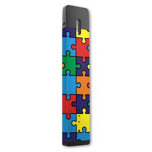 Autism Awareness Puzzle Myle v2 Skins