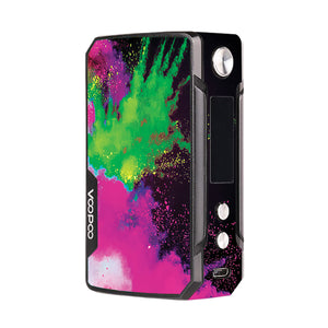 Neon Splash Voopoo Drag Mini Skins