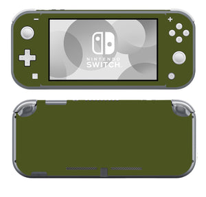 OD Green SwitchLite Skins