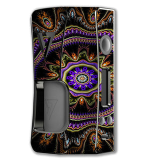 Abstract Fractal OhmBoy Rage Squonk Skins