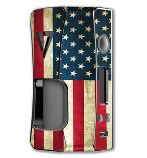 American Flag OhmBoy Rage Squonk Skins