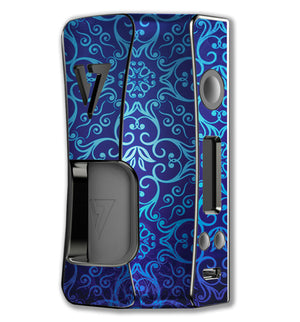 Blue Visions OhmBoy Rage Squonk Skins