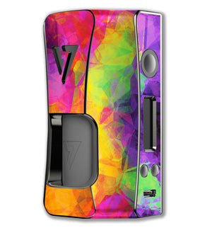 Color Mosaic OhmBoy Rage Squonk Skins