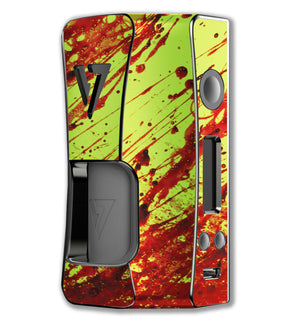 Green Blood OhmBoy Rage Squonk Skins