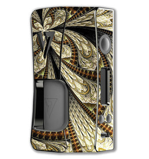 Mosaic Patterns OhmBoy Rage Squonk Skins