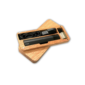Phix Pod Travel Case Wood