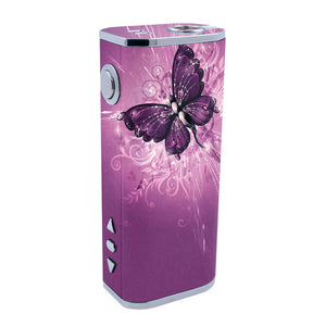 Pink Butterfly iStick 40w Skins