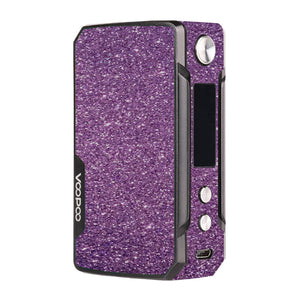Purple Sparkle Voopoo Drag Mini Skins