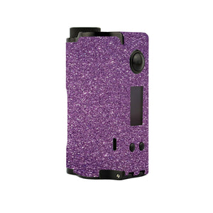 Purple Sparkle Topside Squonk Skins