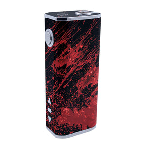 Red Black Blood iStick 40w Skins