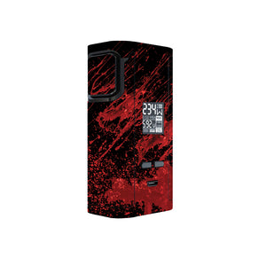 Red Black Blood Captain 225w Skins