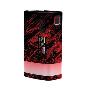 Red Black Blood Fuchai Glo Skins
