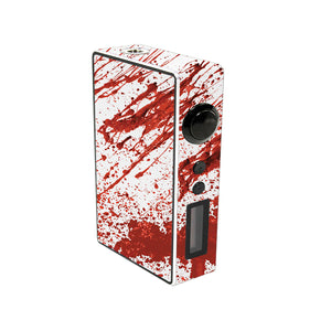Red Blood Sigelei 150w Skins