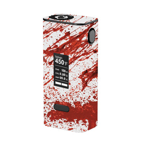 Red Blood Cuboid 150w Skins