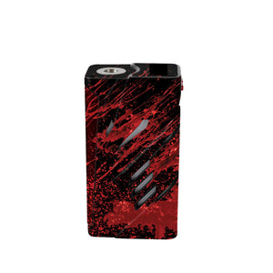 Red Black Blood T-priv Skins