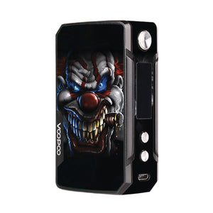 Scary Clown Voopoo Drag Mini Skins