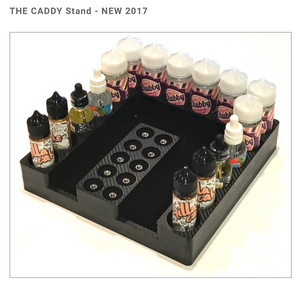The CADDY organizer/stand