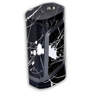 Black and White Splatter Smok Alien 220W