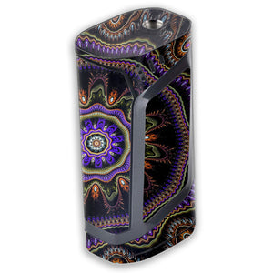 Abstract Fractal Smok Alien 220W Skin