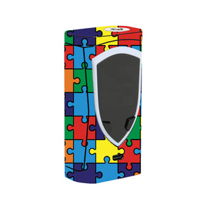 Autism Awareness Puzzle Smok ProColor