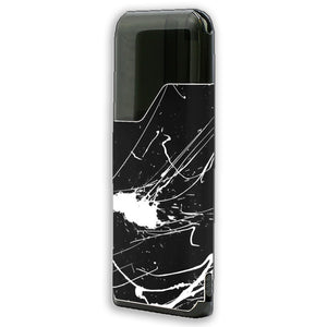 Black and White Splatter Suorin Air Skins