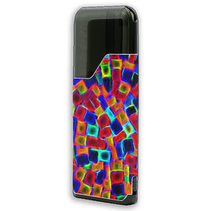 Color Cubes Suorin Air Skins
