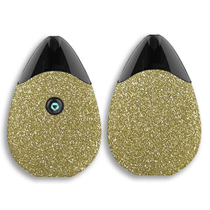 Gold Sparkle Suorin Drop Skins