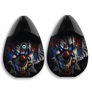 Scary Clown Suorin Drop Skins