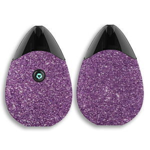 Purple Sparkle Suorin Drop Skins