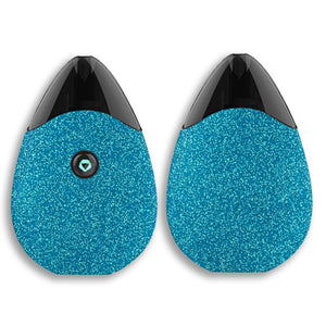Teal Sparkle Suorin Drop Skins