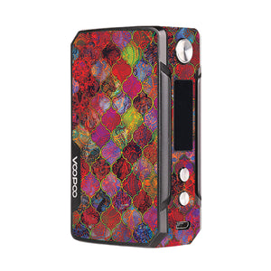 Spanish Tile Mosaic Voopoo Drag Mini Skins