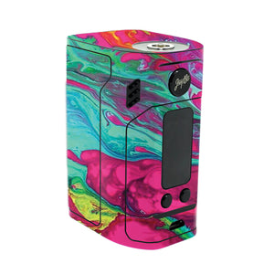 Stabilized Wood 2 Reuleaux RX300