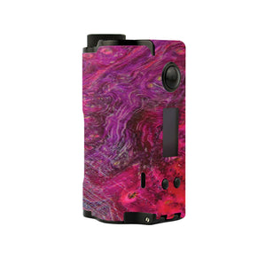Stabilized Wood Topside Squonk Skins