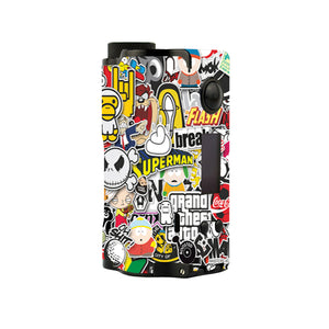 Sticker Explosion 2 Topside Dual Skins