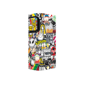 Sticker Explosion 2 Captain 225w Skins