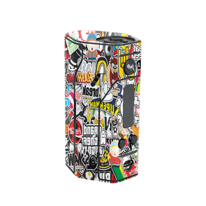 Sticker Explosion 2 Wismec Reuleaux DNA 200