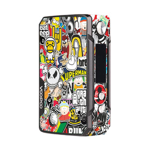 Sticker Explosion 2 Voopoo Drag Mini Skins