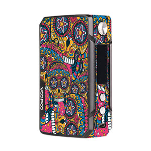 Sugar Skulls Voopoo Drag Mini Skins