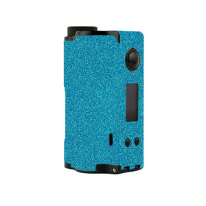 Teal Sparkle Topside Squonk Skins