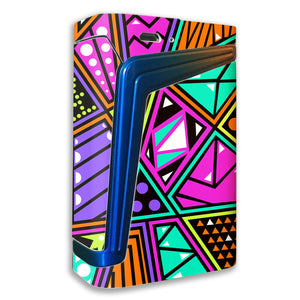 Cartoon Geometrics Smok V-Fin