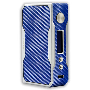 Blue Carbon Voopoo Drag 157W TC Skin