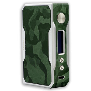Green Shadow Camo Voopoo Drag 157W TC Skin