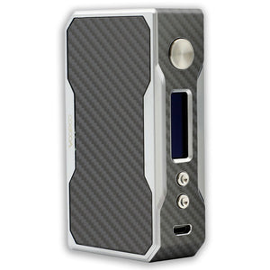 Grey Carbon Voopoo Drag 157W TC Skin