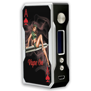 Pinup Girl 2 Voopoo Drag 157W TC