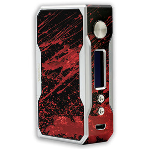 Red Black Blood Voopoo Drag 157W TC