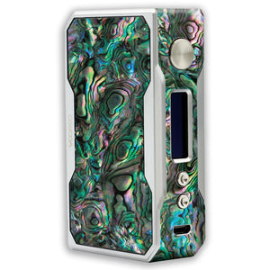 Abalone Voopoo Drag 157W TC Skin