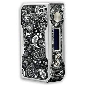Paisley Black Voopoo Drag 157W TC
